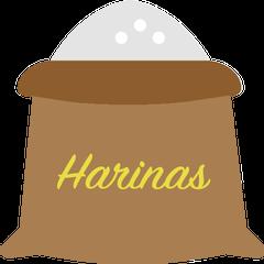 Ingredientes recetas Finca Happy Fruit: harinas