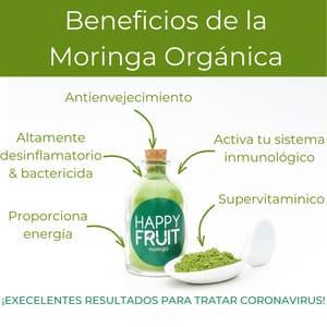Beneficios Moringa