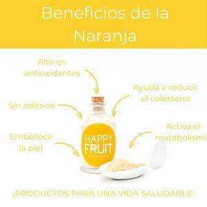 Beneficios Potenza Naranja