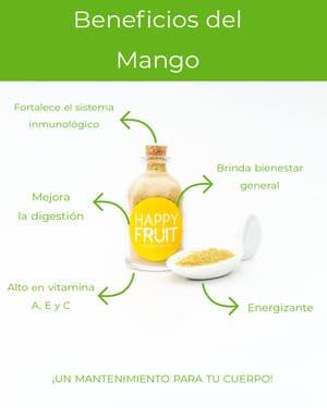 Beneficios Mango