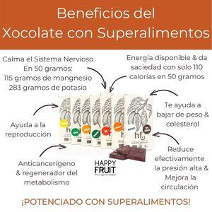 Beneficios Xocolat Coleeción Colours