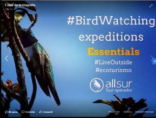 Expeditions All Sur Ecuador