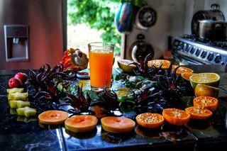 Alimentación Finca Happy Fruit
