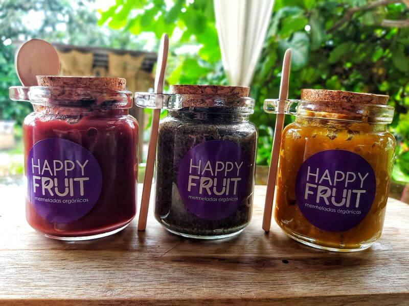 Productos Gourmet Finca Happy Fruit