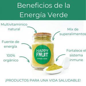 Beneficios Energía Verde