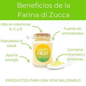 Beneficios Farina di Zucca