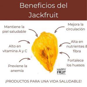 Beneficios Jackfruit Deshidratado