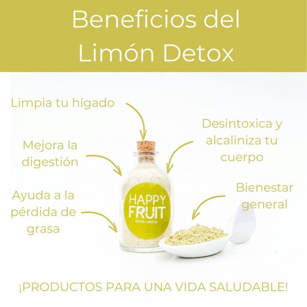 Beneficios Limon Detox
