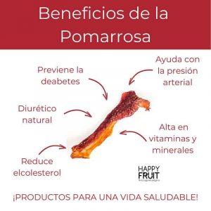 Beneficios Pomarrosa Deshidratada