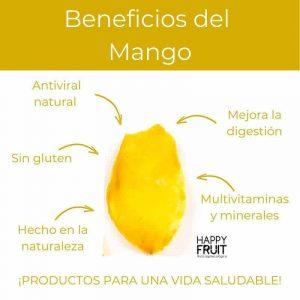 Beneficios del Mango Deshidratado