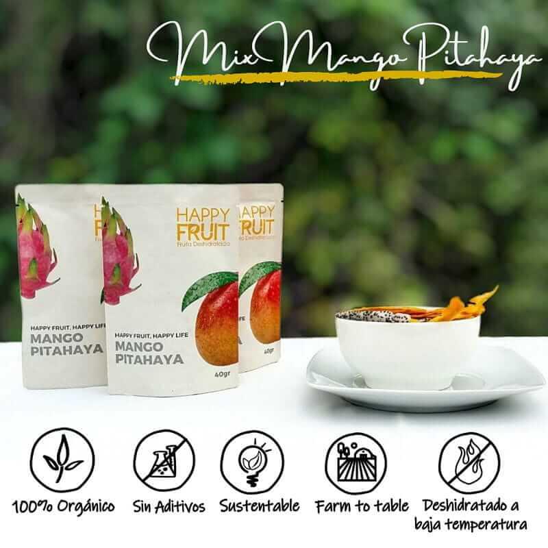 Mix Mango Pitahaya