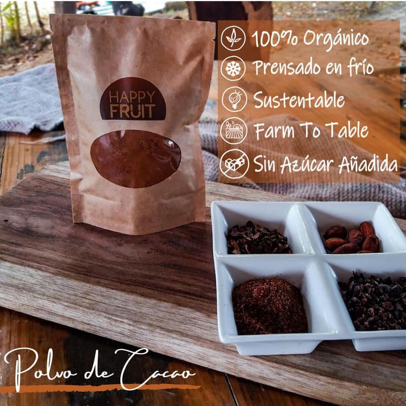 Polvo de Cacao